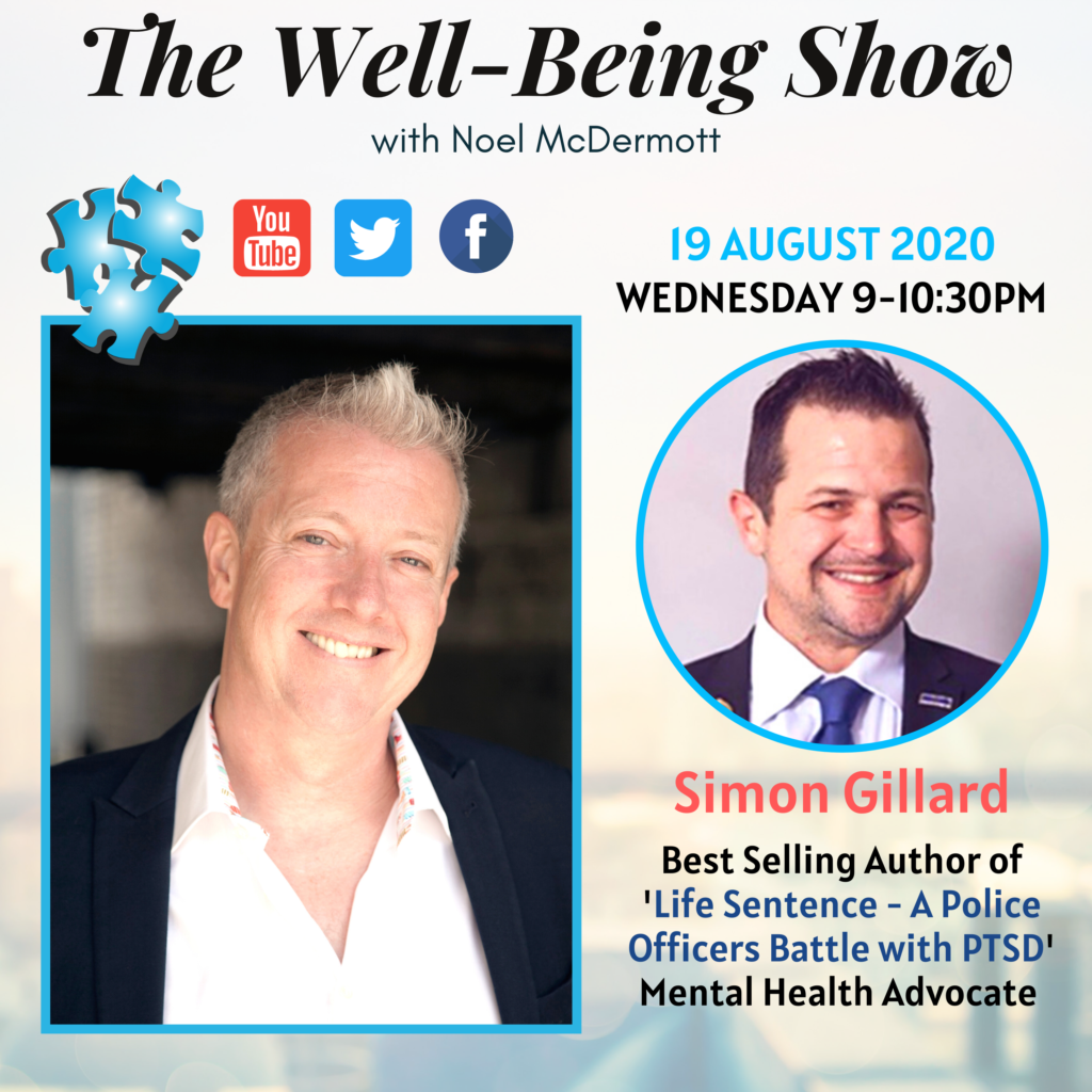 Episode 70: The Well-Being Show with Noel McDermott